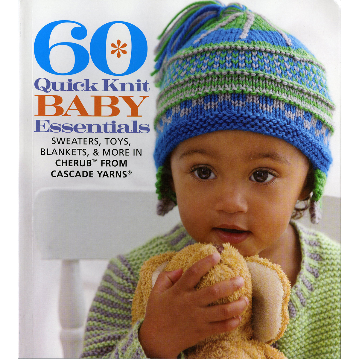 Knitting Essentials For Baby : Sixth springs books quick knit baby essentials