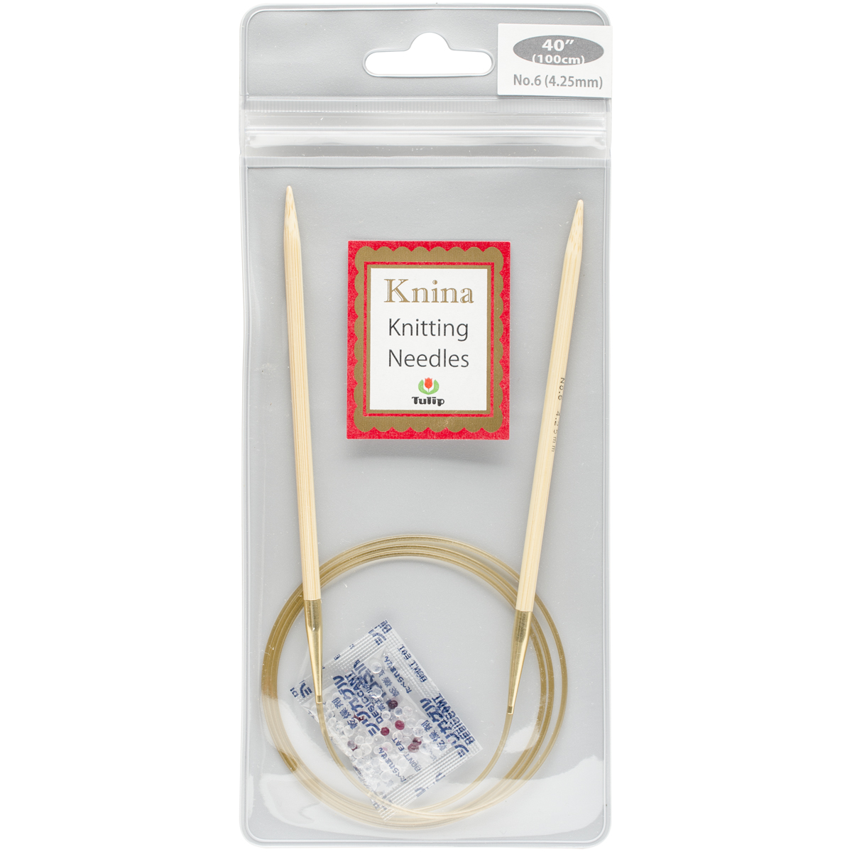 Knitting Warehouse Shipping : Tulip knina knitting needles in size mm click