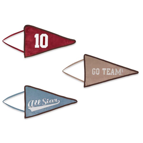 All Star Wall Hangings