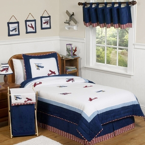 Aviator Kids Bedding Collection