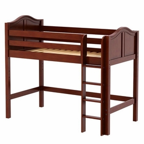 Bingo Mid-Height Loft Bed with Medium/Low Bed Ends