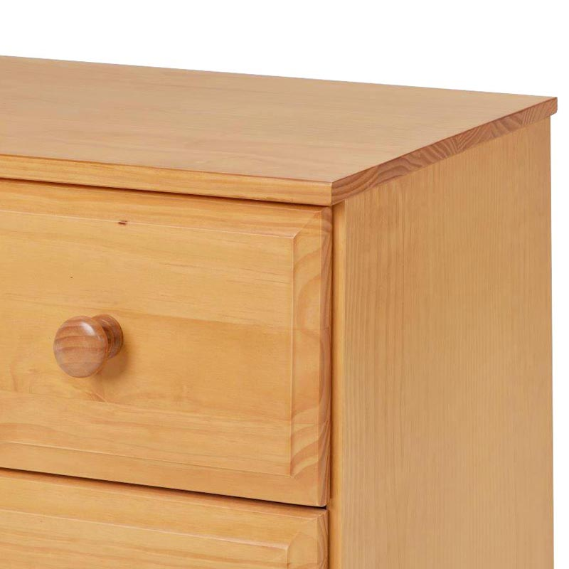 Camaflexi 3-Drawer Chest in Natural