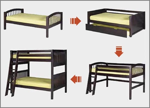 Beds Bunks & Lofts