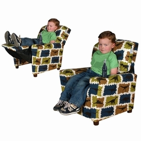 CUP HOLDER Kids Recliner Collection