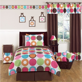 Deco Dot Kids Bedding Collection