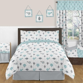 Earth and Sky Kids Bedding Collection