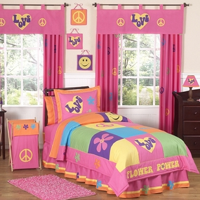 Groovy Kids Bedding Collection