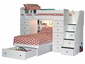 Kids Beds with Stairs
