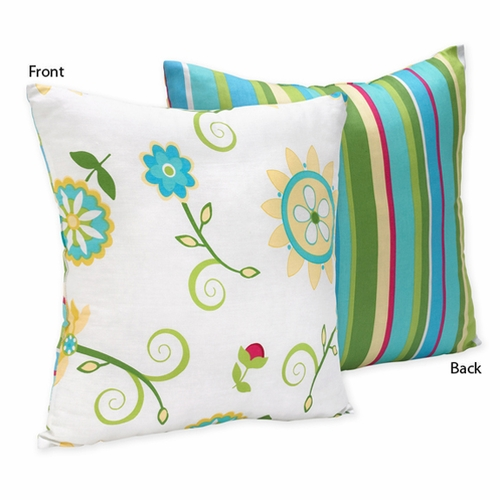 Layla Reversible Throw Pillow