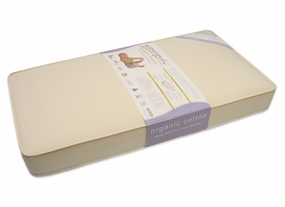 MC41 Ultra 252 Organic Cotton Crib Mattress