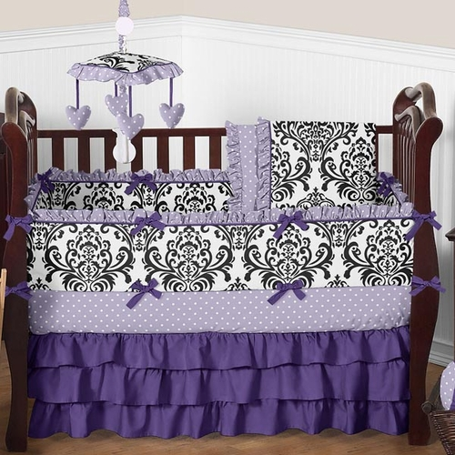 Sloane Crib Bedding Set
