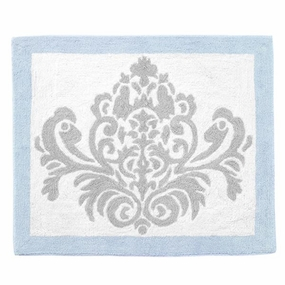 Avery Blue and Gray Accent Rug