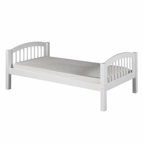 Camaflexi Basic Beds in White Finish