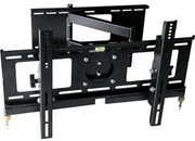 "Diamond Mounting Arm for Flat Panel Display 26"" to 50"" Screen Support - 165.00 lb Load Capacity"