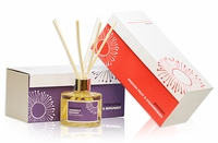 """3 Oz. Relaxation - Lavender & Bergamot - Fragrance Reed Diffuser<br><font name=""""Arial"""" color=""""#C9CFC9""""size=2>"""