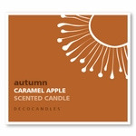 "Autumn<br><font name=""Arial"" color=""#C9CFC9""size=2>caramel apple"