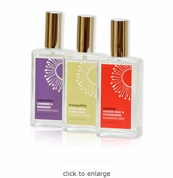 """Linen Spray/Room Spray<br><font name=""""Arial"""" color=""""#C9CFC9""""size=2>"""