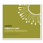 "Noble <br><font name=""Arial"" color=""#C9CFC9""size=2>tobacco leaf"