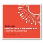 "Passion <br><font name=""Arial"" color=""#C9CFC9""size=2>passion fruit"