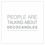 People are talking about DECOCANDLES