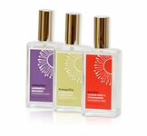 """Peppy - Sweet Pea, Jasmine & Apple - Linen Spray / Room Spray<br><font name=""""Arial"""" color=""""#C9CFC9""""size=2>"""