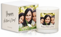 Personalize Your Candle with a Photo from Your Cell Phone