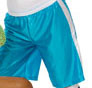 B-Boy Shiny Shorts/White Side Stripe/B-Boy Hip Hop