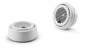 """1"""" Component Tweeters White Classic"""