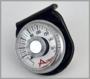 160 PSI Air Gauge with Bracket