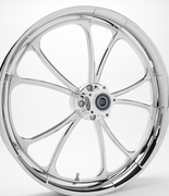 3D Cut Chrome Magnus Wheels