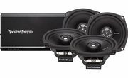 4 Channel AMP And speaker Kit R1-HD4-9813