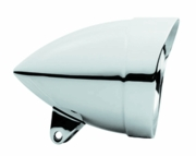 5 3/4 Inch Rodeo Drive Smooth Visor Chrome Bucket