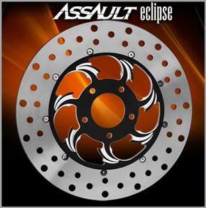 ASSAULT 2 Piece Rotor