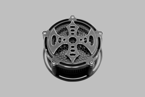 Bad Axe Air Cleaner in Black