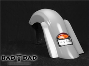 Bad Dad Summit Rear Fender  All-in-One