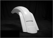 Bad Dad Summit Rear Fender for 2014 +