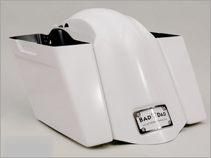 Bagger Overlay Fender & Bag Kit