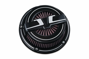 Bahn Air Cleaner in Black