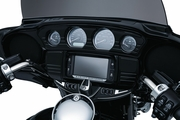 Bahn� Ignition Switch Cover Touring & Trike - Tuxedo