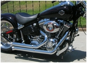Bassani PRO-STEET for Rockers