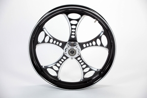 Black Contrast Jackpot Wheels