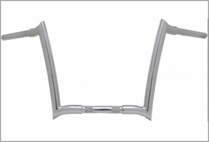 Chrome Diablo Bagger Bars