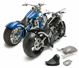E-Z R Rear Fender Conversion For Rocker And Rocker