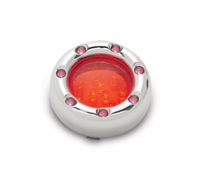 Fire - Ring LED Kits For Factory Turn Signals - Chrome