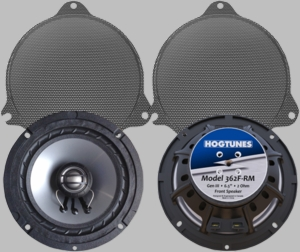 """Gen 3 - 6.5"""" OHM Front Replacement Speakers"""
