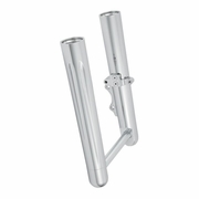 Hot Legs For Softail And Dyna Models - Deep Cut - Chrome