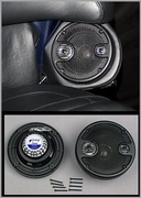 "J&M 5.25"" Rear Speaker Upgrade"