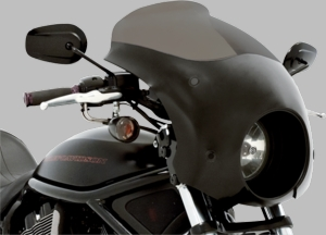Memphis Shades Bullet Fairing without Lightbar