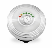 Merc LED Gauge Fuel Cap- Chrome