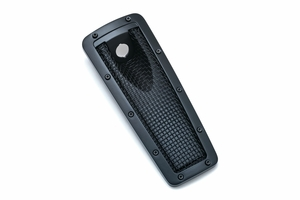 Mesh Dash Insert for Limited, Ultra and Tri Glide- Satin Black